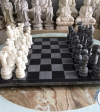 Feng shui chess board